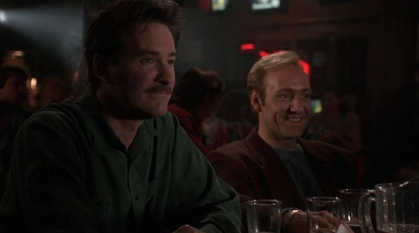 Kevin Kline and Kevin Spacey in Consenting Adults (Photo: Kino)