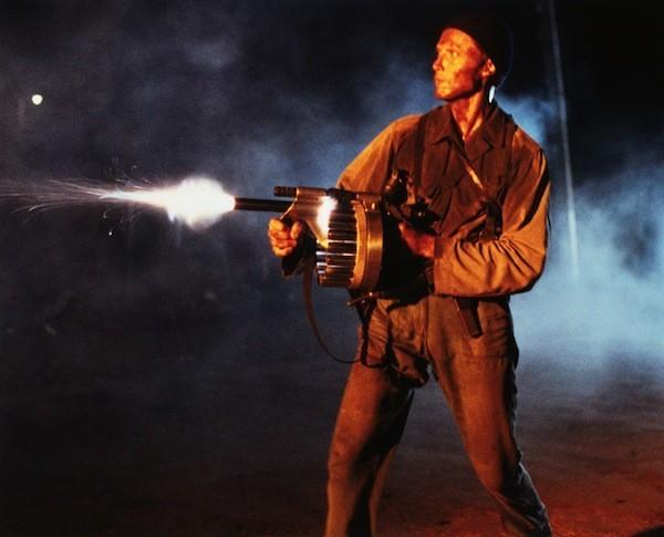Christopher Walken in The Dogs of War (Photo: UA)