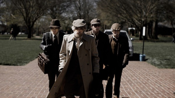 American Animals, filmed largely in Charlotte, will open this year's RIFF in Winston-Salem (Photo: The Orchard)