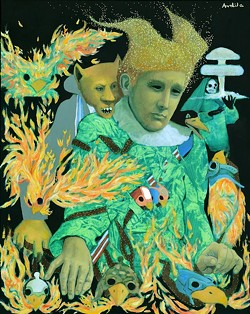 """Phaetheon"" by Luis Ardilla"