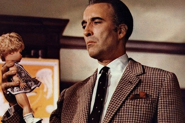 Christopher Lee in The House That Dripped Blood (Photo: Shout! Factory)
