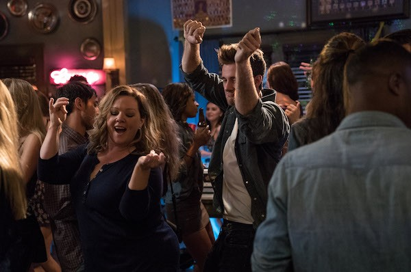 Melissa McCarthy and Luke Benward in Life of the Party (Photo: Warner)
