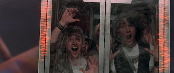 Alex Winter and Keanu Reeves in Bill & Ted's Excellent Adventure (Photo: Shout! Factory)