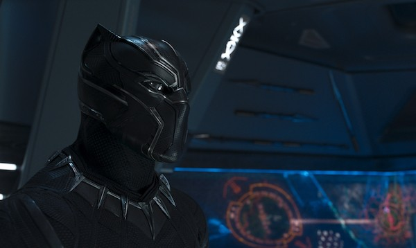 Chadwick Boseman in Black Panther (Photo: Marvel & Disney)