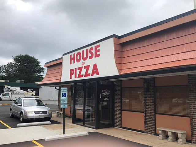House of Pizza on Central Avenue re-opened on May 21.
