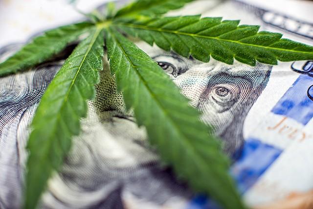 In 2010, North Carolina spent $55 million on marijuana enforcement.