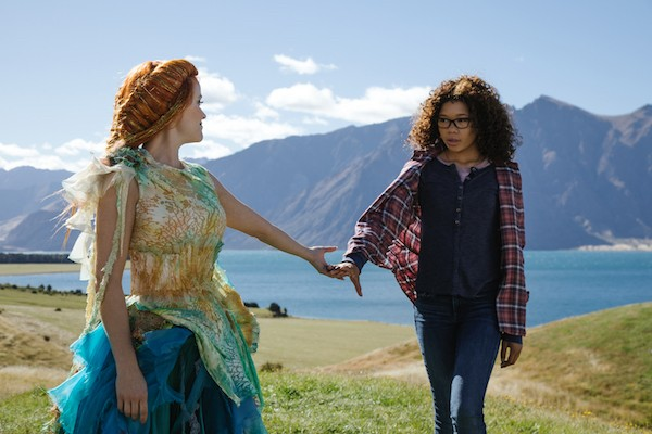 Reese Witherspoon and Storm Reid in A Wrinkle in Time (Photo: Disney)