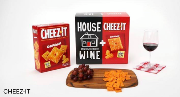 Get Yours TODAY: The Cheez-Its n' Wine Combo Box