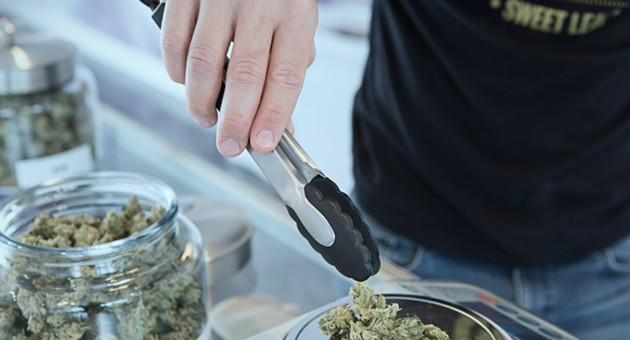 Marijuana Dispensary sales are up despite nearly 70% nationwide drop in retail foot-traffic