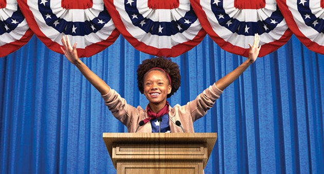 Reviews of <i>Grace for President</i> and <i>Fall Works</i>