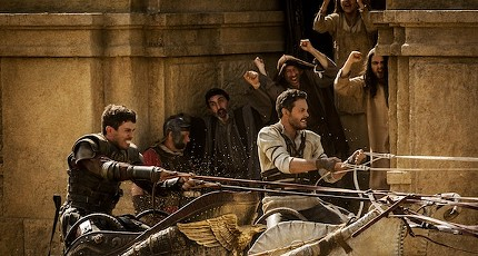 <i>Ben-Hur</i>: Faith no more