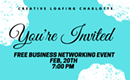 You're Invited: FREE CL Business Community Event, Feb 20