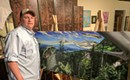 Brian Hester Has Taught Some of Charlotte's Best Artists, But Now He's Out to Make His Own Name