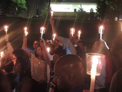 Jon Ferrell Candlight Vigil - 9/14/16
