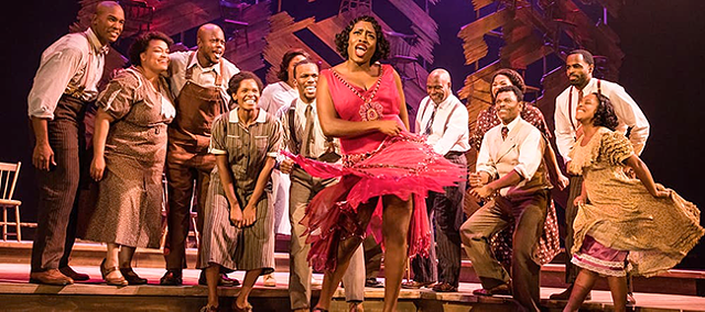 "'The Color Purple"" (Photo by Matthew Murphy)"