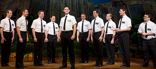 Book of Mormon (Photo by Joan Marcus)