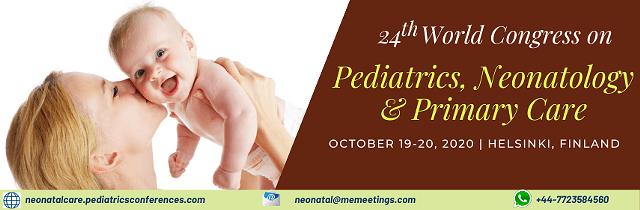 Pediatrics Neonatal Care 2020