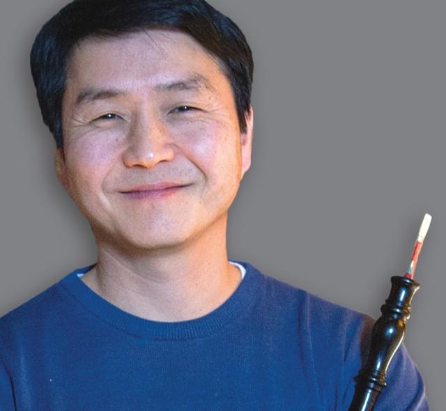 Sung Lee, baroque oboist