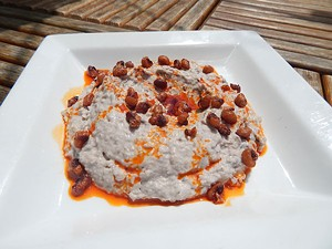 Black Bean Hummus at Babalu (Critics' Best Place for Sharing Edibles)