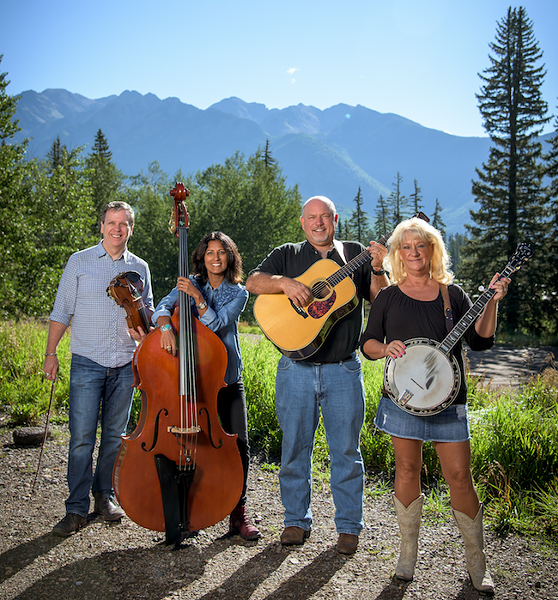 River Ratz are (from left) Scott and Suman Lankford, and Steve and Margie Ratzlaff.
