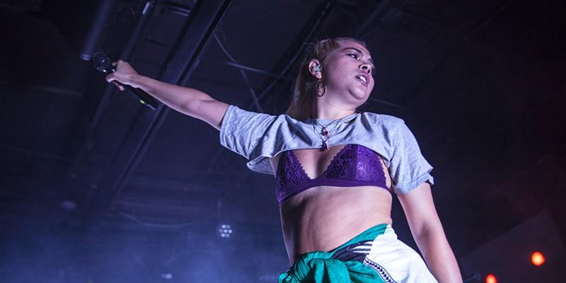 Hayley Kiyoko brings a party to The Underground