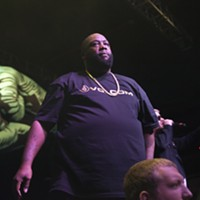 Run the Jewels, The Fillmore, 3/14/2017 Run the Jewels