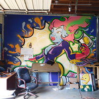 Southern Tiger Collective Helps Propel a Burgeoning Street Arts Scene in Charlotte