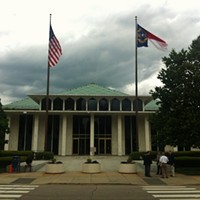 New Bills Pushed Through by NC GOP Will Withhold Information From Voters in the Booth