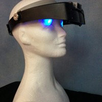 The Mind Device: A wearable device with an aim to treat depression naturally.