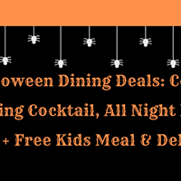 Bonefish Grill and Carrabba's Italian Grill offering Halloween deals for in-restaurant and delivery guests