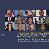 The BLAC Community Financial & Power Networking EMPLOY MORE Conference