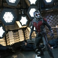Ant-Man: Size doesn't matter