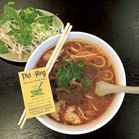 Pho Hong brings tasty dishes to East Charlotte