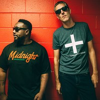 The Foreign Exchange's Phonte and Nicolay.