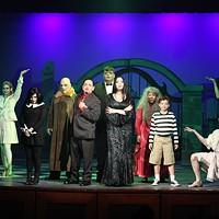 The Addams Family runs through May 29 at Theatre Charlotte.