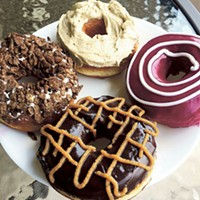 Pepperbox doughnuts (Photo courtesy of Alex Beebe)