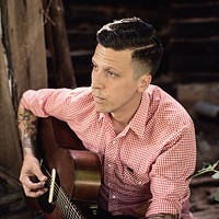 American Aquarium frontman's solo debut Rockingham and the small town experience