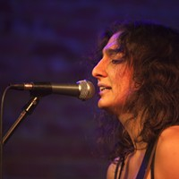 Live photos: Lara Americo and Radio Lola Light Up the Evening Muse (2/15/2017)