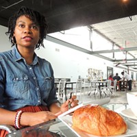 Local Caricaturist Lo'Vonia Parks on Speed Drawing and Making People Cry