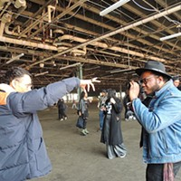 Carey J. King's 'Photo Walks' Bring Photography Scene Together