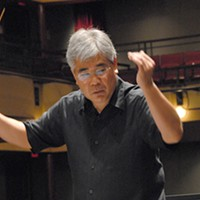 Alan Yamamoto Marshals Troops for 'War Requiem'