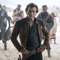 Hips Don't Lie: Swagger missing from solo Star Wars story