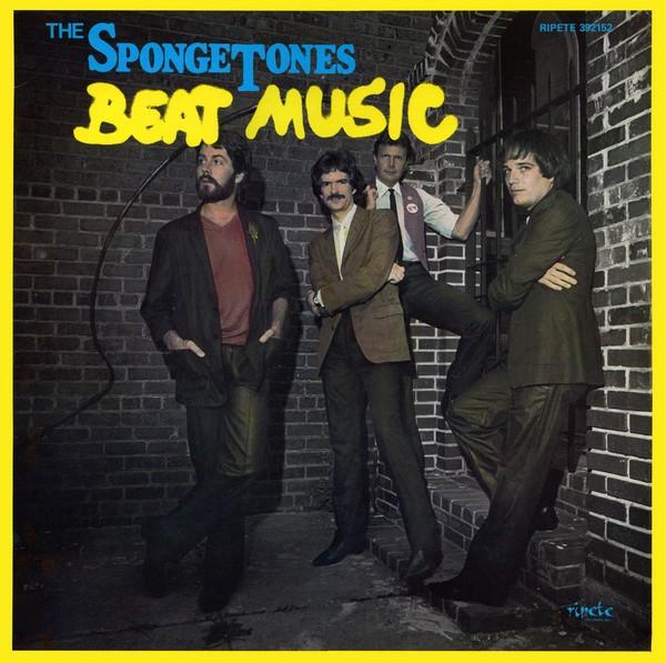 The Spongetones' debut album.