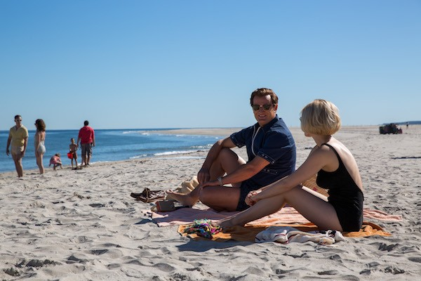 Jason Clarke and Kate Mara in Chappaquiddick (Photo: Lionsgate)