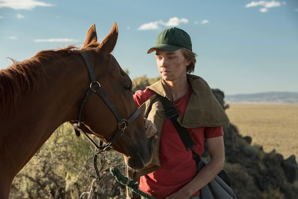 Charlie Plummer in Lean on Pete (Photo: Lionsgate)