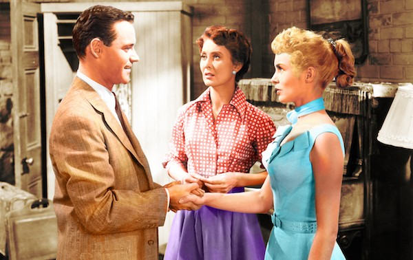 Jack Lemmon, Betty Garrett and Janet Leigh in My Sister Eileen (Photo: Twilight Time)
