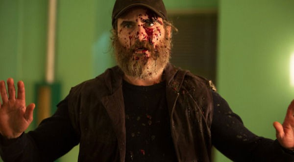 Joaquin Phoenix in You Were Never Really Here (Photo: Lionsgate)