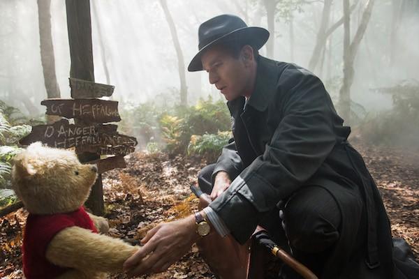 Ewan McGregor in Christopher Robin (Photo: Disney)