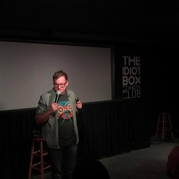 Reid Pegram (Photo courtesy of The Idiot Box)