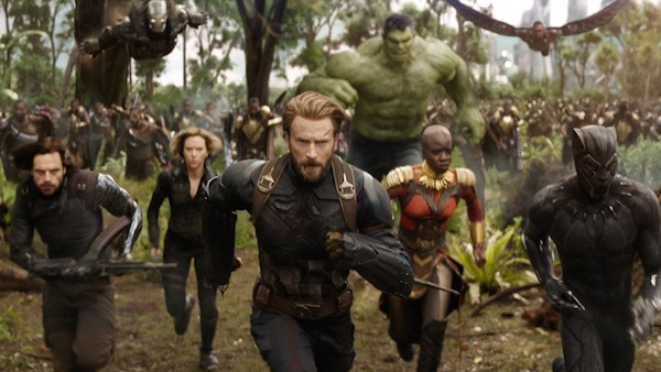 Avengers: Infinity War (Photo: Marvel)